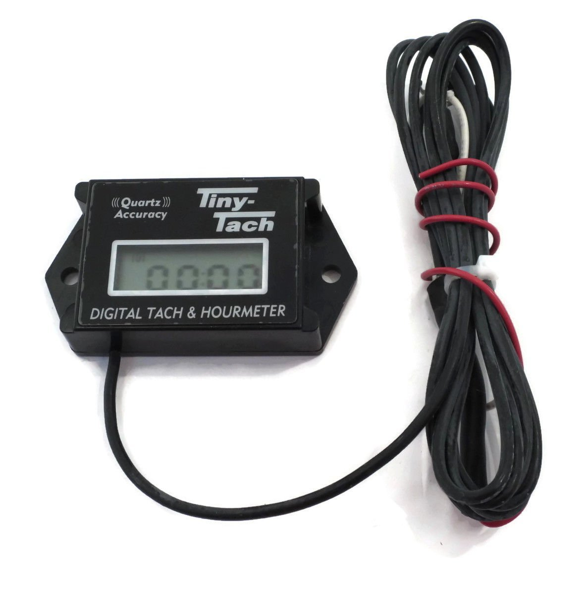 Tiny Tach DTI-CTT-11 Commercial Hour Meter Tachometer